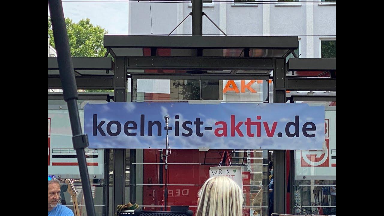 Demo Köln Heute Neumarkt