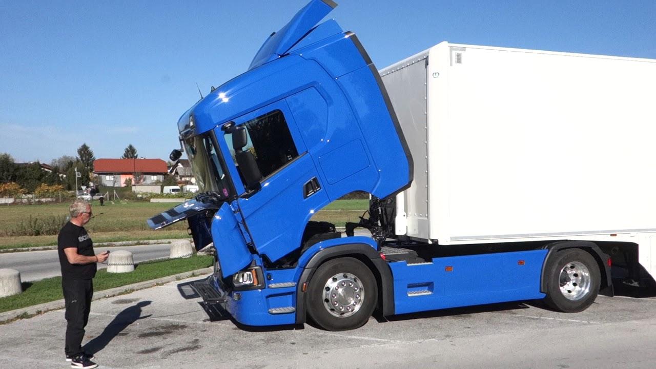 Test Scania G410 Revija Transport & Logistika