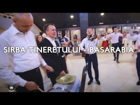 Formatia Basarabia  - Sirba tineretului, Nunta Restaurant la Plopi, Flystudio.md Video