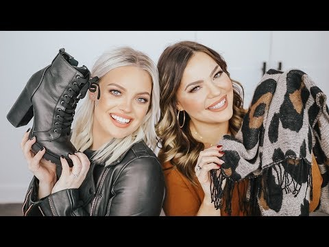 Winter Fashion Staples  Giveaway with Brianna Fox