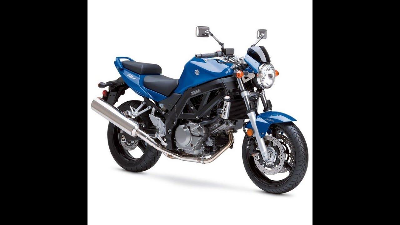 Suzuki SV650, SV650S (2003-2009) - Service Manual / Repair ...
