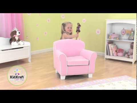 Etonnant Kidkraft Laguna Chair In Pink