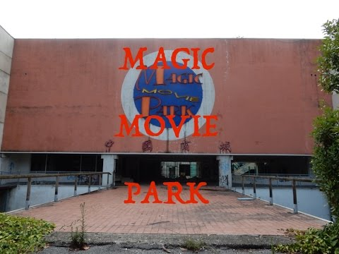 MAGIC MOVIE PARK -MULTISALA ABBANDONATO- Abandoned Italian Cinema (URBEX ITALIA)