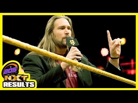 KASSIUS OHNO! WWE NXT & 205 Live Results & Review (Going in Raw Podcast Ep. 176)