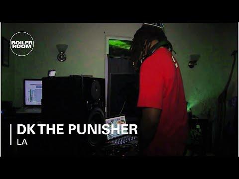 DK the Punisher Boiler Room LA Live Set