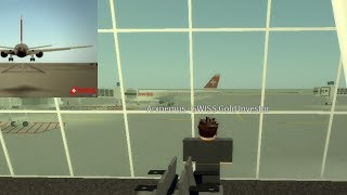 FIRST | SWISS Int'l Air Lines - A320 | ROBLOX