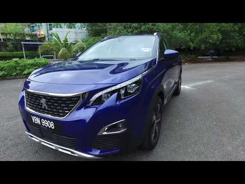 Peugeot 3008 (2018) Review: A fun SUV with the essential tech stuffs