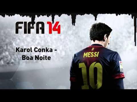 (FIFA 14) Karol Conka - Boa Noite