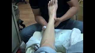 Процедуры для ног (Galvanic Spa Pedicure) снимают отечность