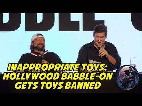 Inappropriate Toys: Hollywood Babble-On Gets Toys Banned
