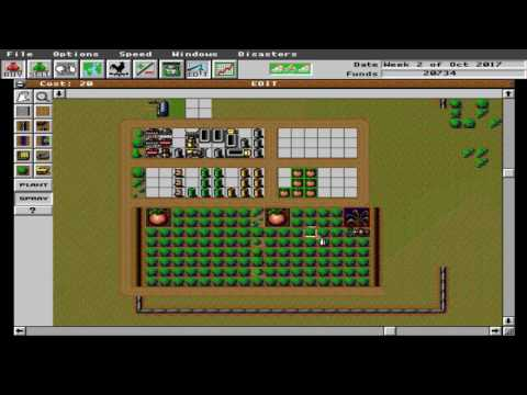 SimFarm: Walkthrough Part 1. [HD]