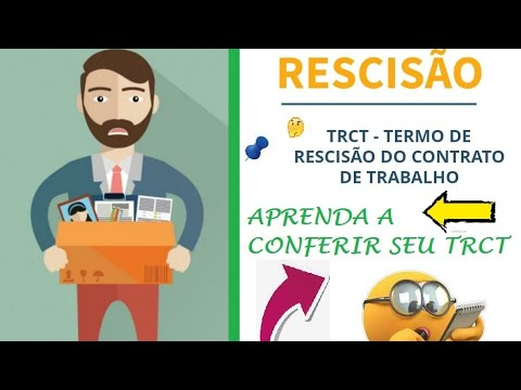 Calculo Rescisão. - Tutorial from YouTube · Duration:  4 minutes 54 seconds