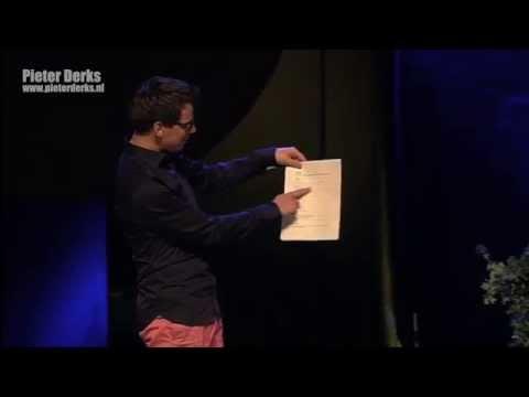 Pieter Derks inspireert