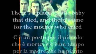 The Cranberries - The Icicle Melts con testo in inglese e in italiano