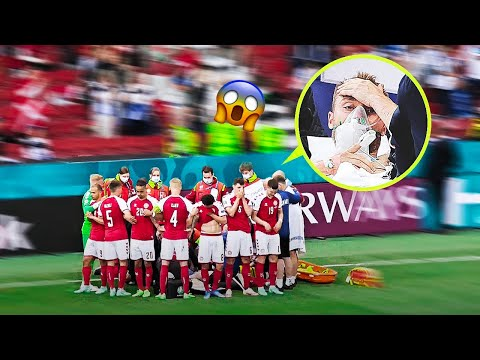 Christian Eriksen Fair Play and Gentlemen Moments in Football !
