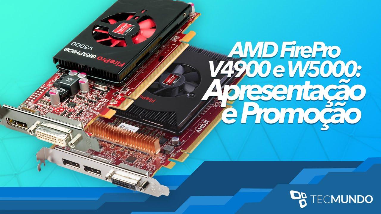 AMD V4900 DRIVERS (2019)