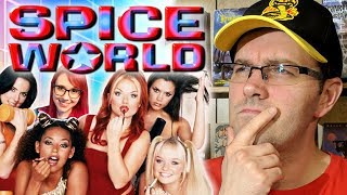 "The Spice Girls Movie ""Spice World"" Review (1997) with Erin Plays - Rental Reviews"