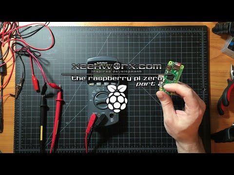PiZero Testing Part 2 - Reduce power consumption