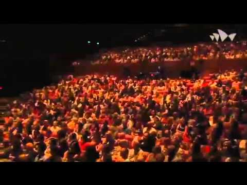 Sam Harris talks about Free Will at the Sydney Opera House 2012 (Full)