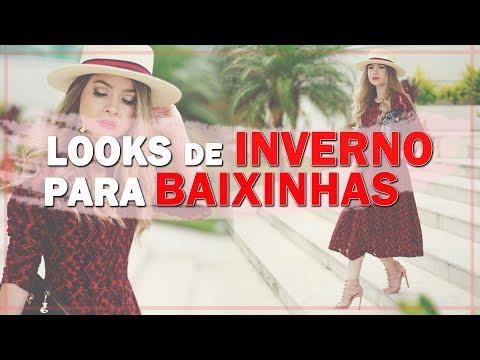 Moda para BAIXINHAS INVERNO 2018 I Blog da Le