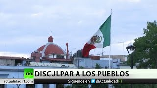 El Gobierno de Cataluña pide disculpas a los pueblos indígenas de México por la Conquista