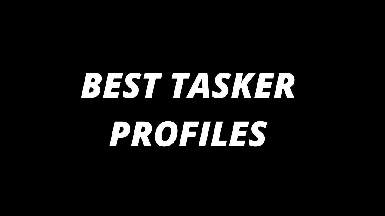 New tasker features