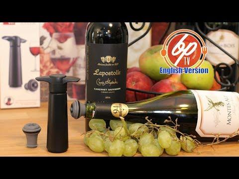 Vacu Vin Wine Preservation System