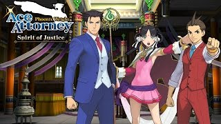 Phoenix Wright Ace Attorney Spirit Of Justice, All Breakdowns