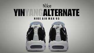 Air Max 95 'Ying Yang Pack - White'