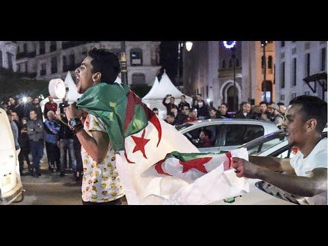 Algérie : pourquoi la violence est-elle presque absente des manifestations contre Abdelaziz Boute…