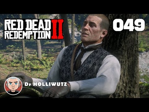 Red Dead Redemption 2 gameplay german #049 - Besuchszeit [XB1X] | Let's Play RDR 2