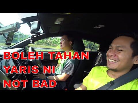 Toyota Yaris Pandu Uji Cardock dan Kon Part 2 | Evomalaysia.com