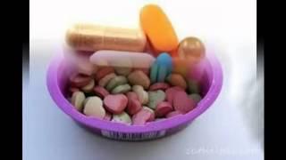витамины для кошек в форме сердечек