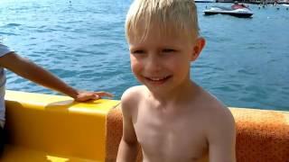 видео Отдых с детьми на море в России. Отдых с детьми на Чёрном море