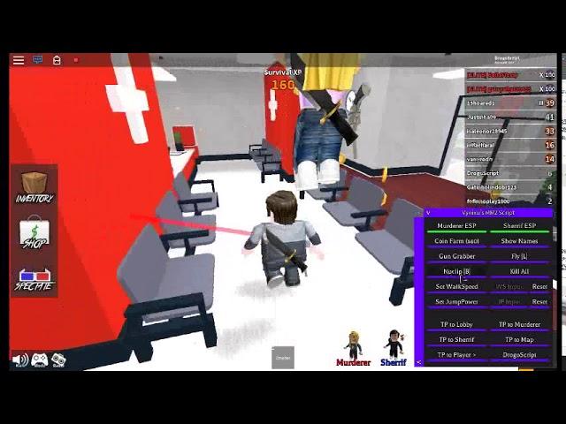 Murder Mystery 2 Hack Script Pastebin Overpowered Youtube