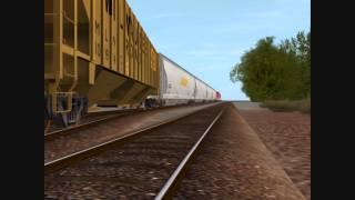 Conrail Quality GP15-1 in Trainz Classics (Part 2)