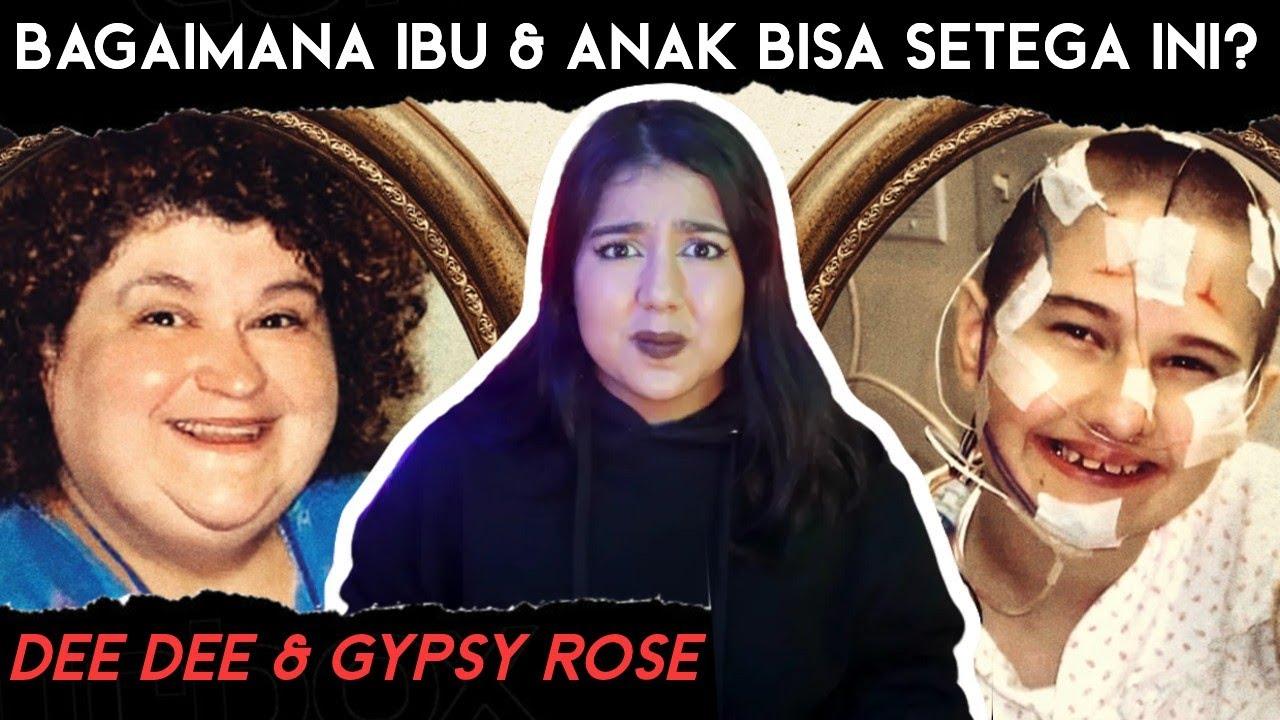 Kasus TERKEJAM: GYPSY ROSE BLANCHARD! | #NERROR