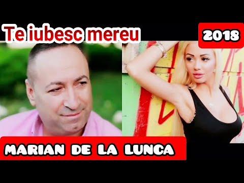 (Manele) MARIAN DE LA LUNCA Te iubesc mereu (VIDEO OFICIAL)2018