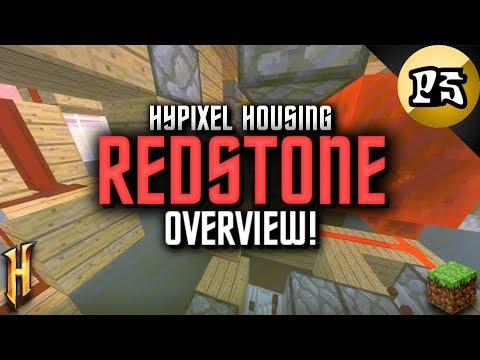 Housing Redstone Overview! (Race Game Tutorial) - Hypixel thumbnail