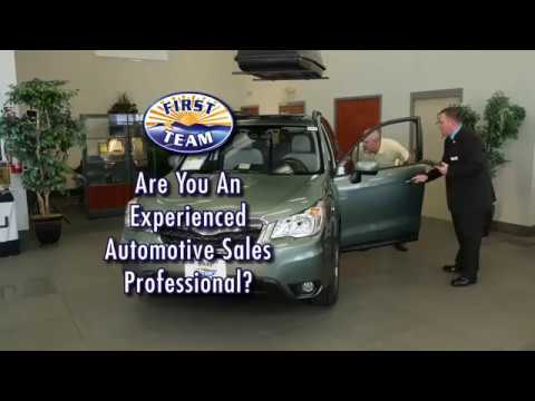 First Team Automall Employment Ad
