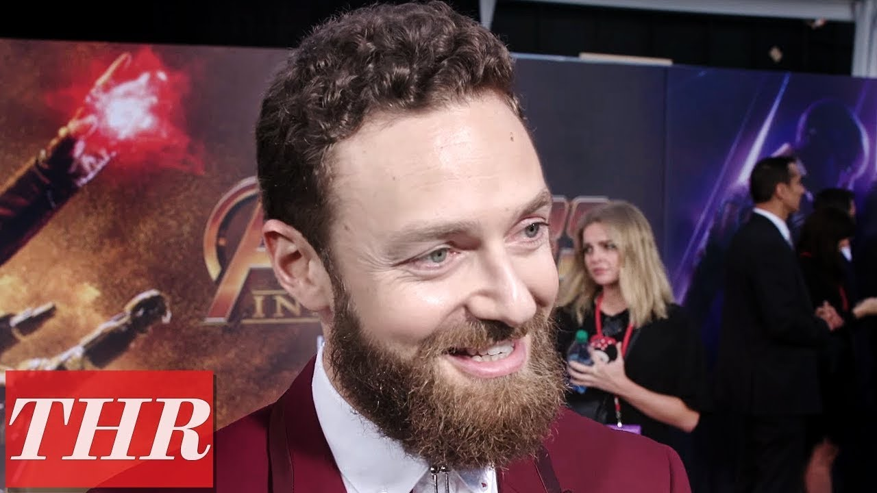 Ross Marquand on 'Avengers: Infinity War' Premiere Red Carpet | THR