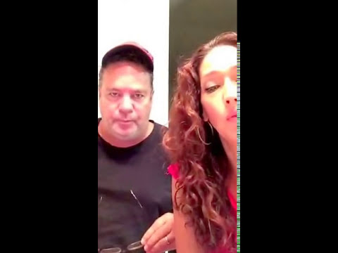 Angelo & Veronica on Higher Place Church (Periscope)