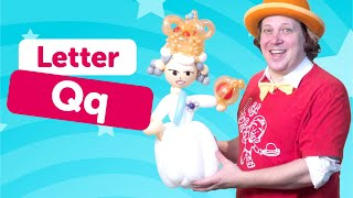 Qq | Fun Phonics | Magicio and Phonics | Made by Red Cat Reading