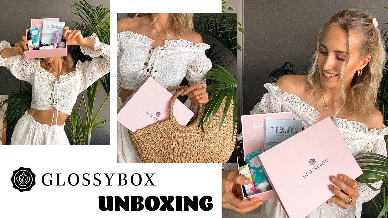 GLOSSYBOX UNBOXING - World of Beauty | SandraEmilia