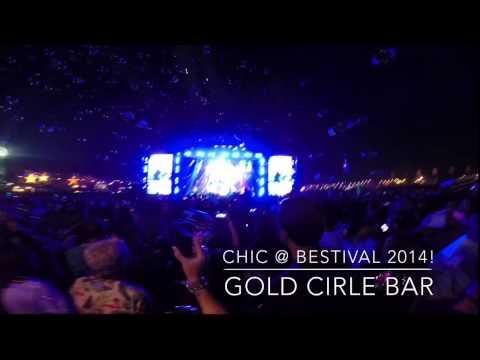 Chic @ Bestival 2014
