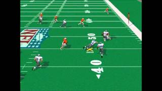Madden NFL 97 Gameplay (PC)