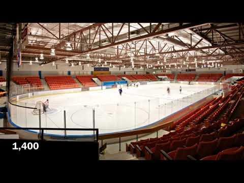Ranking WHL Arena Sizes 2019-20