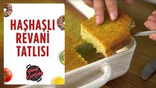 Haşhaşlı Revani Tarifi | Klasik Türk Tatlıları