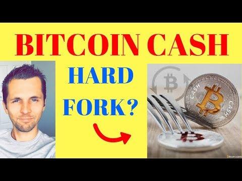 Bitcoin Cash Hard Fork (May 2018) Bitcoin ABC Upgrade - BCC/BCH Fork