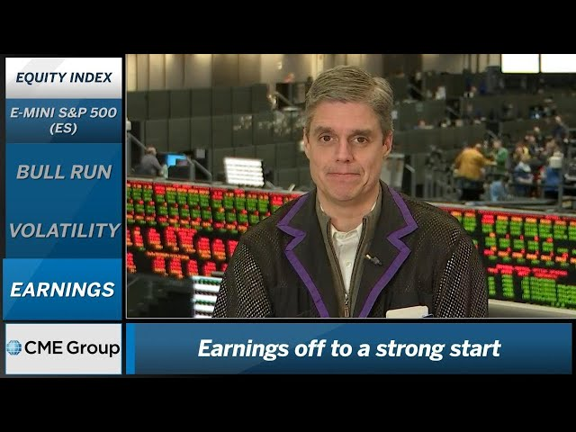 January 17 Equities Commentary: Todd Colvin